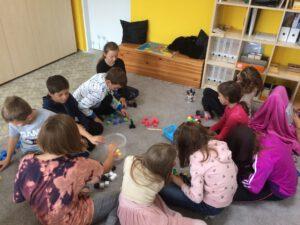 Koventinka - centrum individuáílního vzdělávání v Plzni.