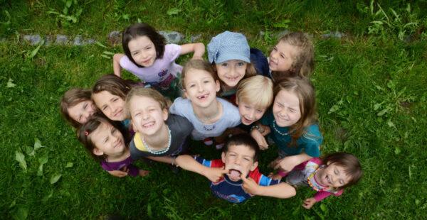 Veselé děti v Koventince - v místě rozvoje dětí od 6 do 15 let